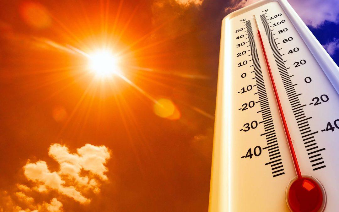 High workload from heatwave