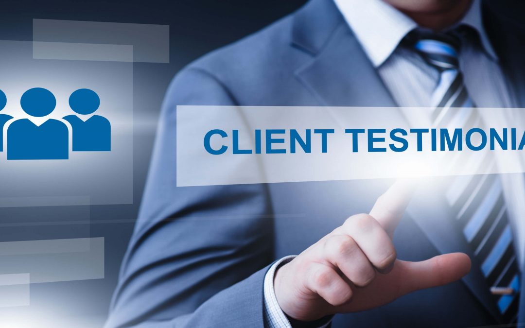 Client feedback from Jennifer Holden
